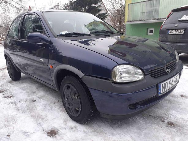 Opel corsa 100 93 tys przebiegu