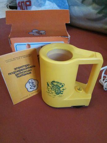 Нагреватель детского питания СССР