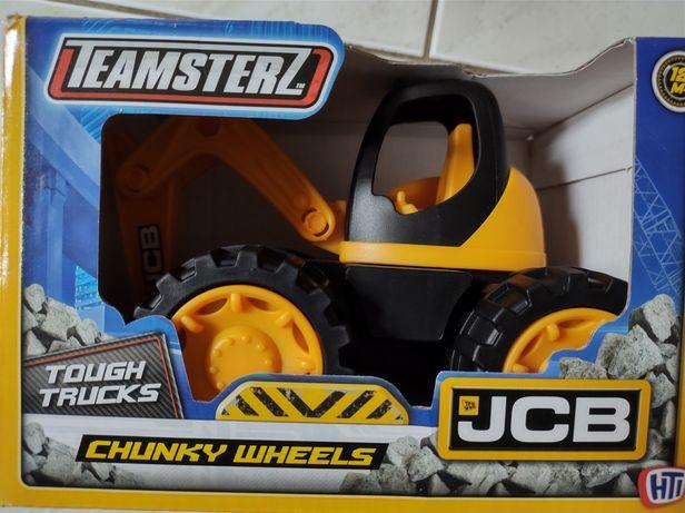 Koparka JCB zabawka dla dziecka