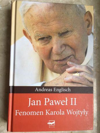 """Książka Andreas Englisch """"Jan Paweł II Fenomen Karola Wojtyły"""""""