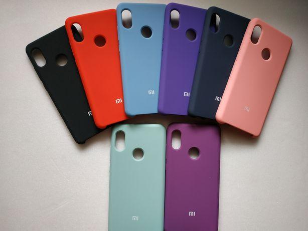 Чехол Silicone case Xiaomi redmi note 5, 5pro,MiA2,MiA2 lite,mi6x,6pro