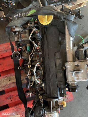 Motor Renault 1.5dci K9k702
