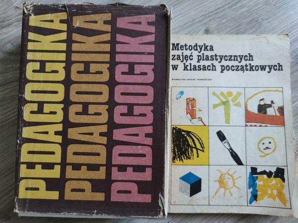 Książki z pedagogiki i metodyki