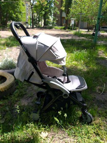 Продам коляску прогулочную Babyhit Amber Plus GREY в хорошем состоянии