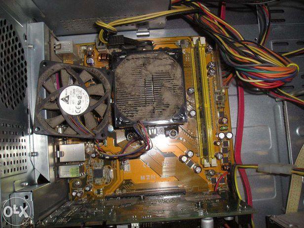 Ремонт компьютеров, ноутбуков, подключение и настройка интернет.