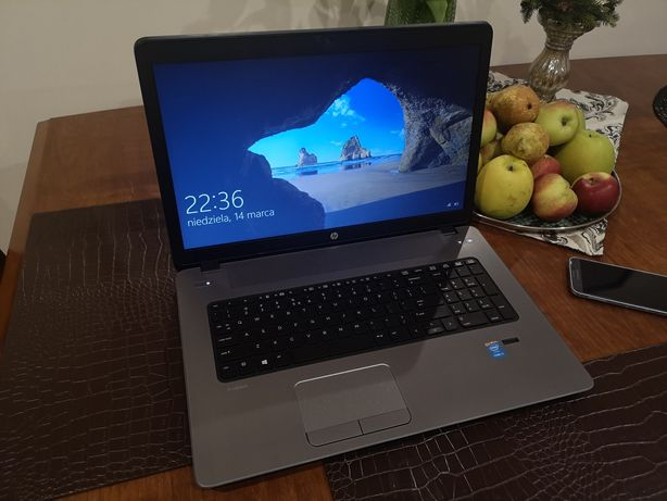 """Laptop HP ProBook 450 17.5""""/i7/8GB/ssd 512GB/Win10"""