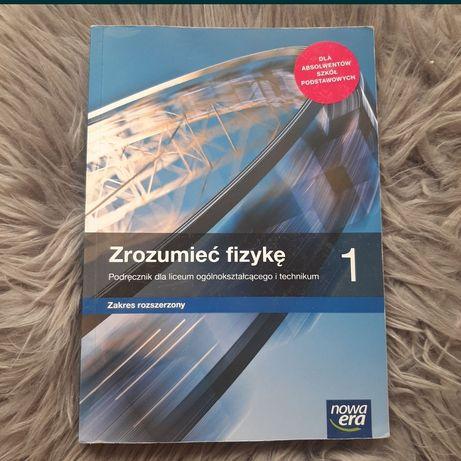 Zrozumieć fizykę 1 Podręcznik i zbiór zadań zakres rozszerzony
