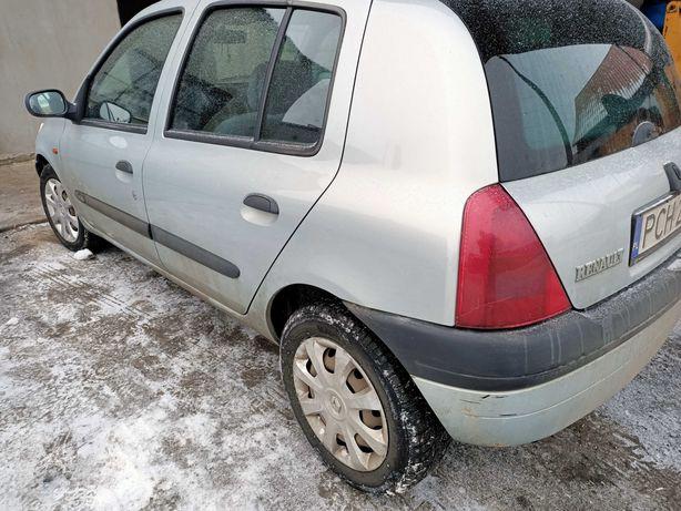 Renault Clio II 1.4b klimatyzacja