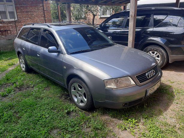 Audi a6 c5 ауди а6