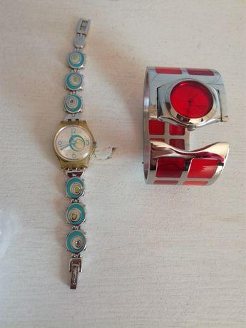Vendo coleção de relógios Swatch