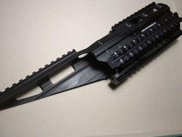 Распродажа. Цевье квадрейл Fab Defense АК-47/АКМ/АК-74 (100% Оригинал)