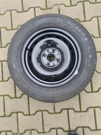 Kolo dojazdowe zapasowe opona dojazdówka fega Fiat Toyota R14 175/70