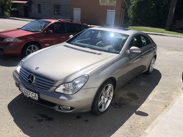 Mercedes-benz cls 320d, desingo