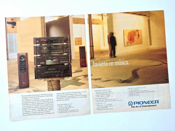 CD Pioneer PD-75 + wzmacniacz Pioneer A91D