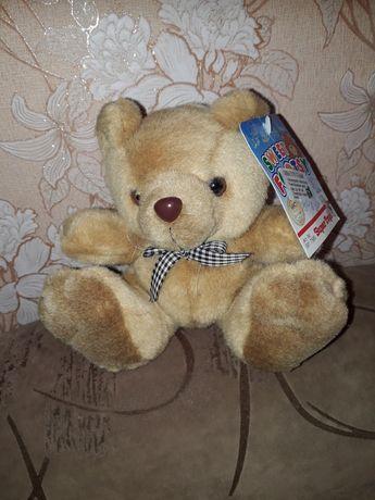 Мягкая детская игрушка Мишка,новая