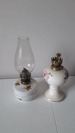 Lampy naftowe. Antyki