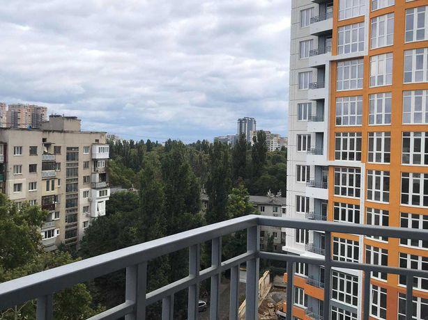 Двухкомнатная квартира в сданном доме на проспекте Гагарина