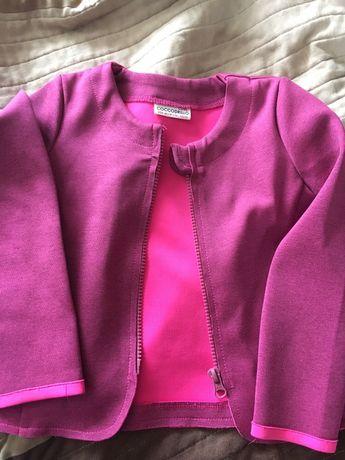 Zestaw ubrań dla dziewczynki 98/104