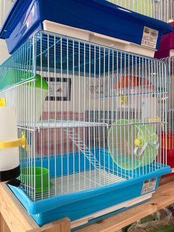 Gaiolas para hamster ( novas )