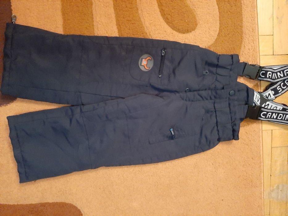 Лижні штани (комбінезон) 104 р. Тернополь - изображение 1