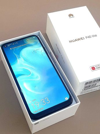 Huawei P40 Lite c/ garantia Dual SIM