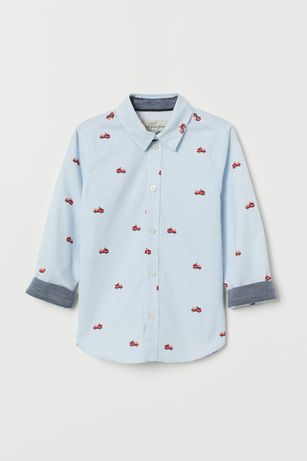 Нарядная,стильная,праздничная рубашка.Святкова сорочка HM, Нектт, ne