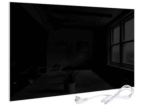 Viesta H450-GS szkło grzewcze na podczerwień 450W, czarne - panel