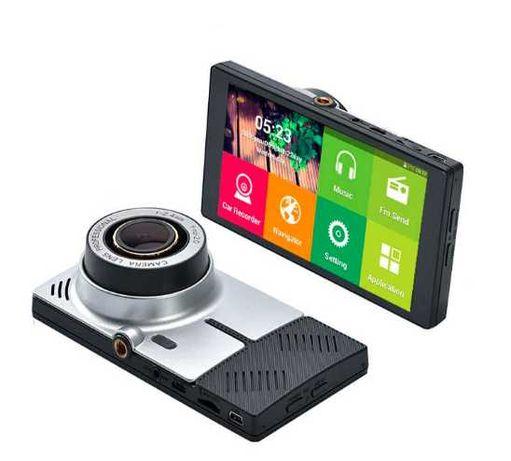 """Nawigacja GPS Wifi 5"""", kamera, video"""