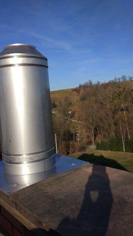 Frezowanie kominów Diamentowo montaż systemów wkładów uszczelnianie