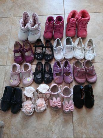 Обувь на девочку недорого