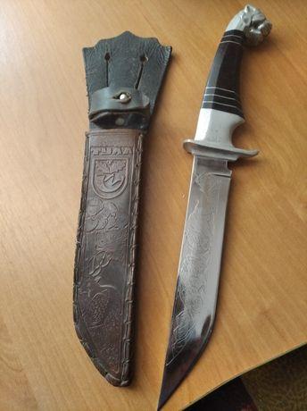 нож тула сувенир