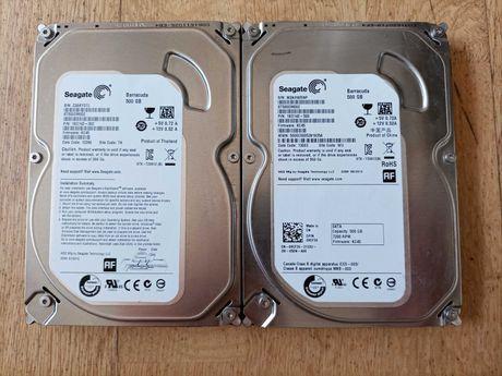 "HDD 3.5"" Seagate 500Gb Sata III 7200"