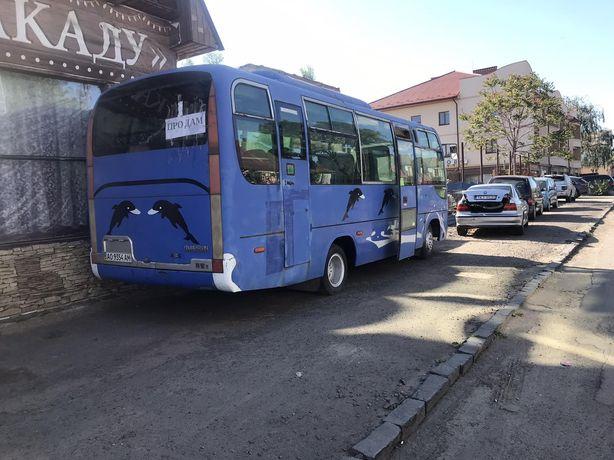 Шаулинь  автобус