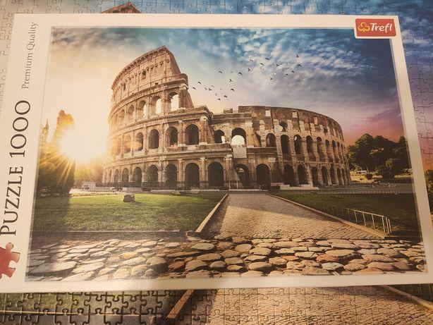 Puzzle Trefl 1000 elementów Koloseum