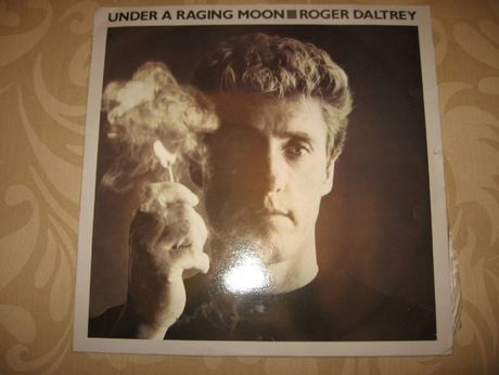 "Disco Vinil - Roger Daltrey ""Under a Racing Moon"""
