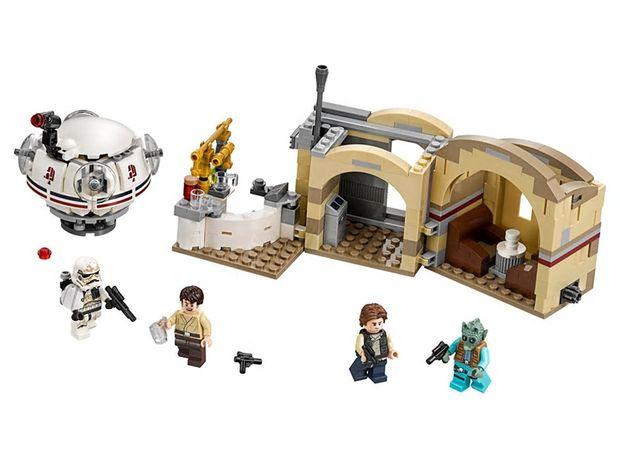 Set/kit Star Wars - Cantina de Mos Eisley (compativel com Lego)