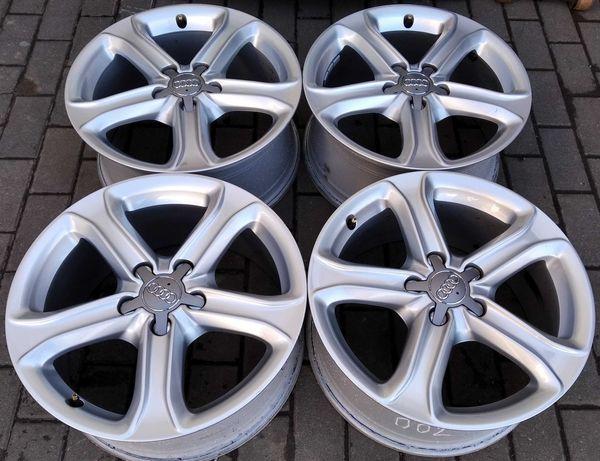 FELGI AUDI aluminiowe 5x112 7,5x17 ET45 4szt. (002)