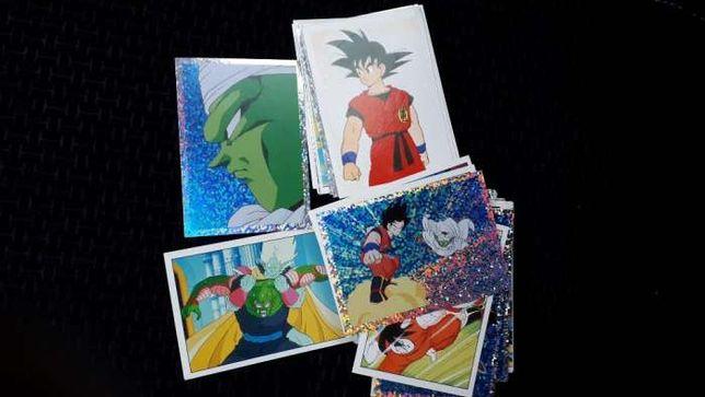 Cromos raros e vintage da Panini - Dragon Ball Z (1989) - Novos