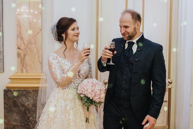 Suknia ślubna Oksana Mukha NURIA