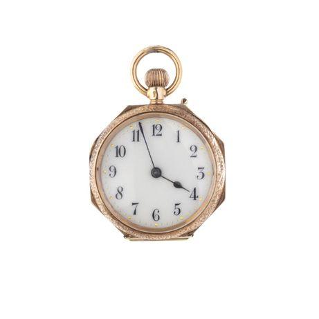 Relógio Bolso Ouro Suiço
