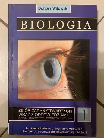 Witowski - Biologia - zbiór zadań - dwa tomy