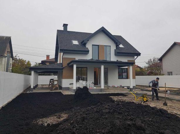 Строительство домов под ключ в Киеве и киевской области