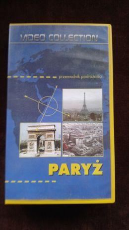 Paryż kaseta VHS