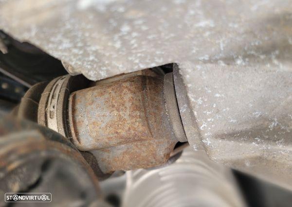 Transmissão Frente Drt Toyota Prius Hatchback (_W2_)