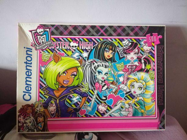 Sprzedam Puzzle Monster High