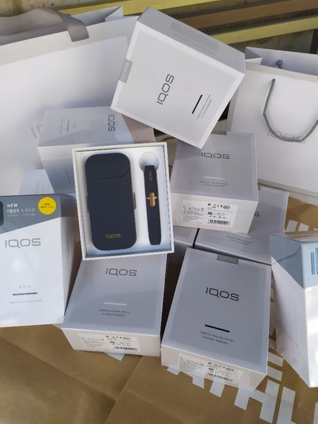 IQOS lil Solid, IQOS 2.4+ Plus, Black\White\Pink\Blue, Айкос 3.0 Duo