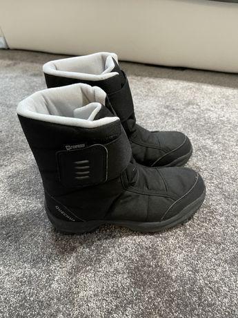 Buty śniegowce rozm 35