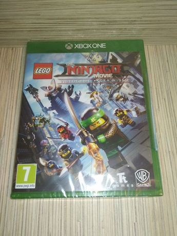 [Tomsi.pl] nowa LEGO Ninjago PL XBOX ONE XBO