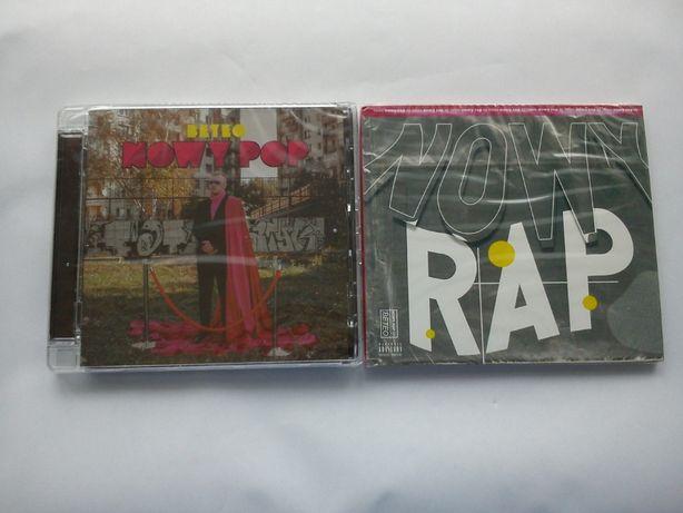 BETEO - NOWY POP + NOWY RAP EP (DELUXE) reto żabson white 2115 NOWE