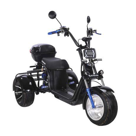 Электроскутер электромотоцикл самокат CityCoco SKYBOARD BR60 N44